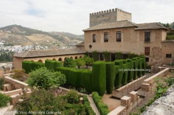 Puerto del Vino Alhambra Granada