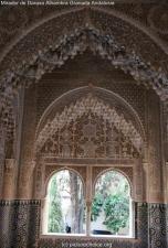 Mirador de Daraxa Alhambra Granada