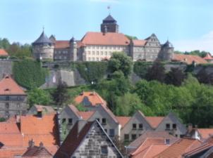Kronach Festung Rosenberg