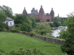 Schloß Johannisburg Aschaffenburg